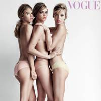 Suki Waterhouse, Cara Delevingne, Georgia May Jagger