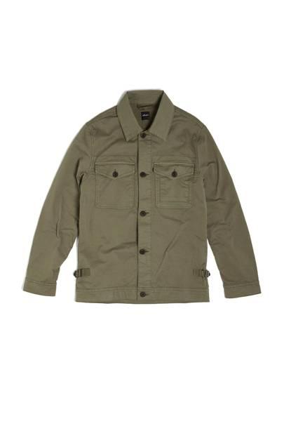 Albam boat jacket