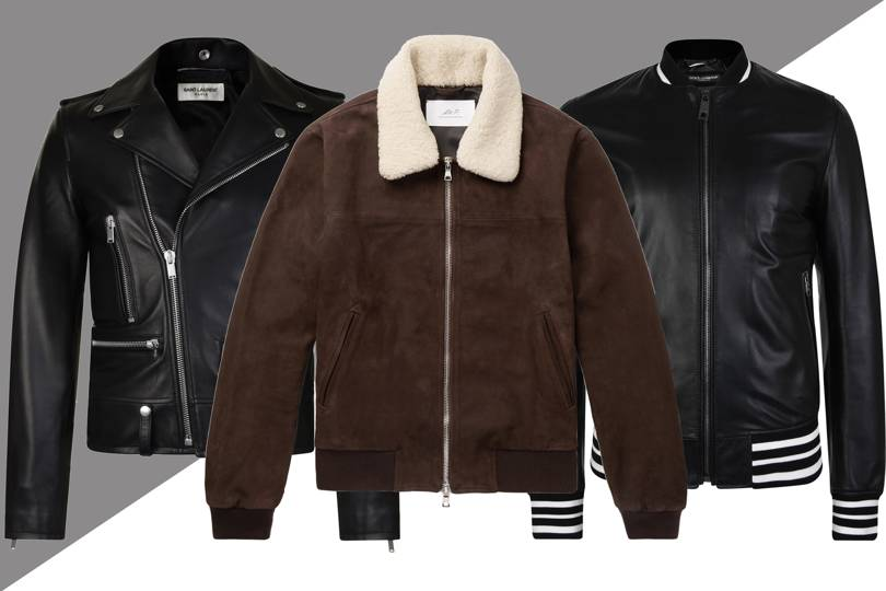5dfd7ed5923d4 Men's leather jackets: how to look good in leather   British GQ