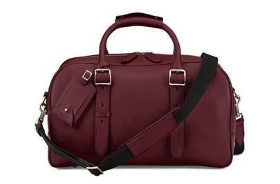 Aspinal travel bag