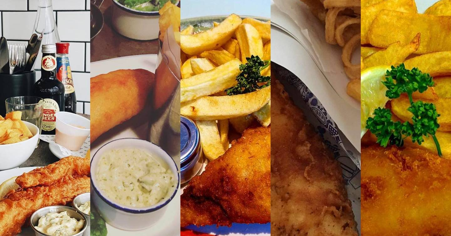 Here is the best fish and chips in london tried and tested british gq