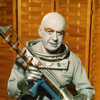 Otto Preminger as Mr Freeze in Batman, 1966