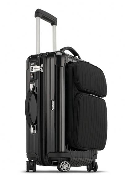 Salsa suitcase by Rimowa