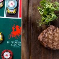 Heliot Steak House at the Hippodrome
