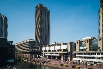 Ongoing: Architecture tours at Barbican Centre