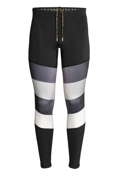 H&M For Every Victory running tights