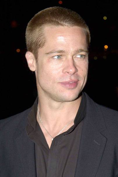 Brad Pitt\'s epic grooming evolution | British GQ
