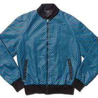 97. Colourful bomber jackets