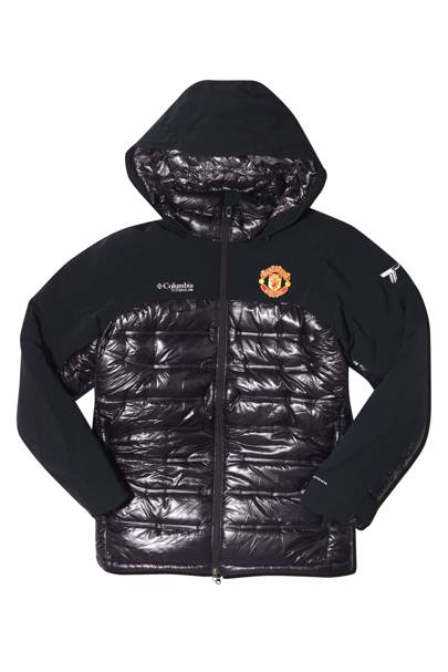 Manchester United coat by Columbia