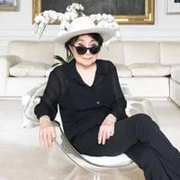 49. Yoko Ono
