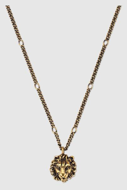 Necklace by Gucci