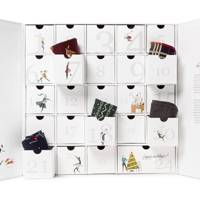 Corgi x mrporter.com sock advent calendar
