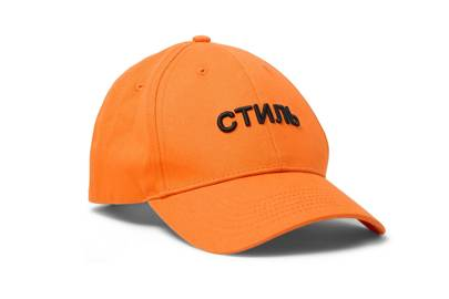 Cap by Heron Preston