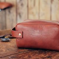 Thomas Clipper wash bag