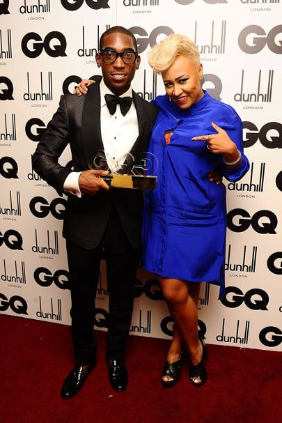 Solo Artist Of The Year: Tinie Tempah