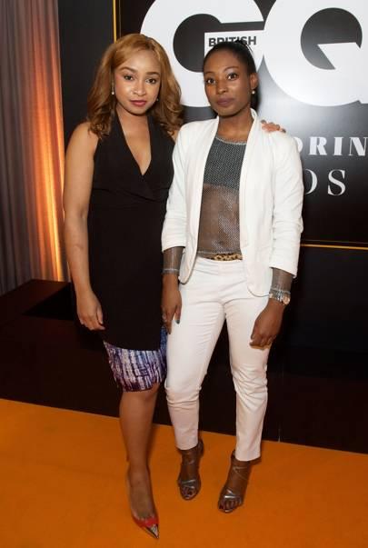 Lerato Umah-Shaylor and Marian Okogwu