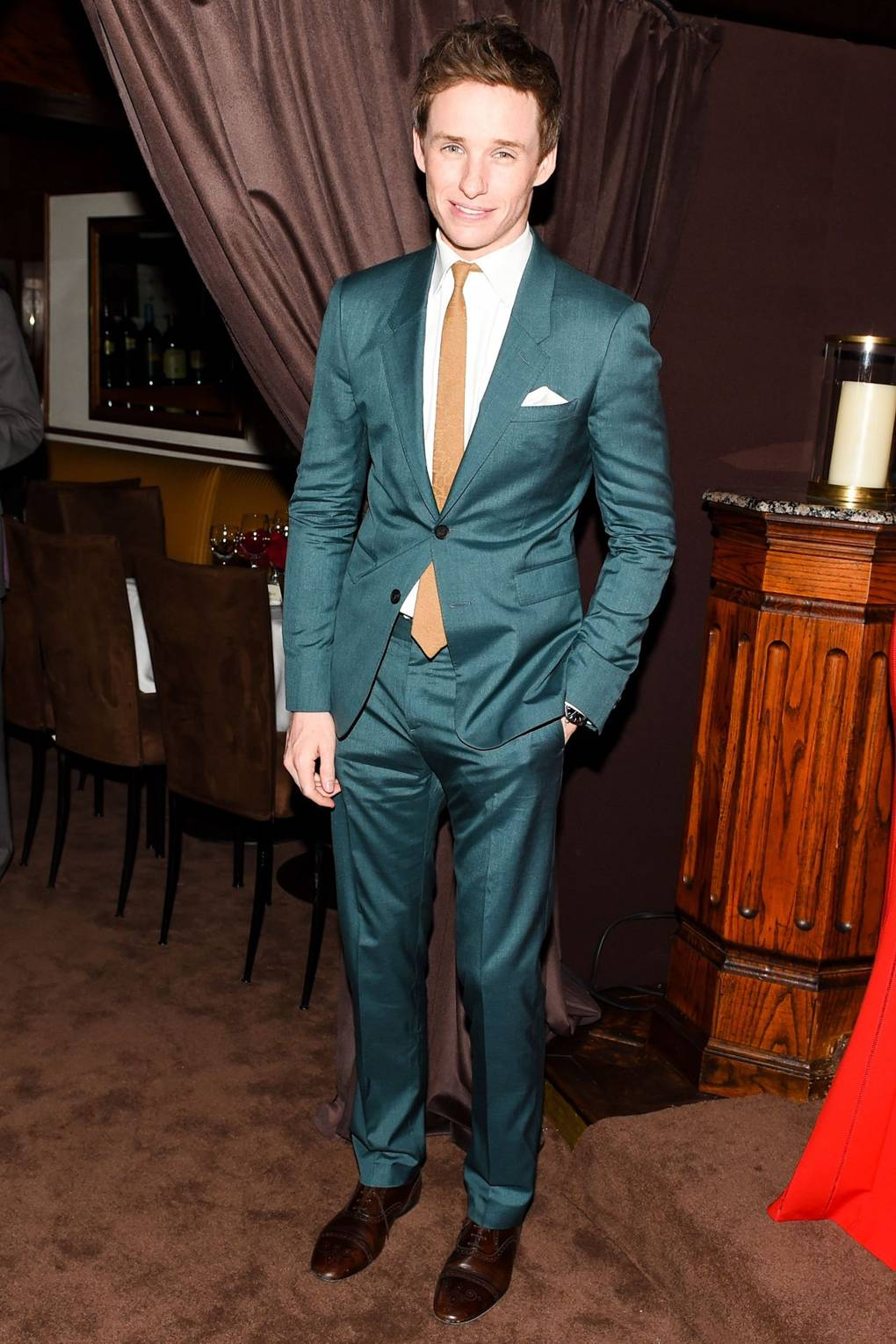 Get a green suit this spring | British GQ