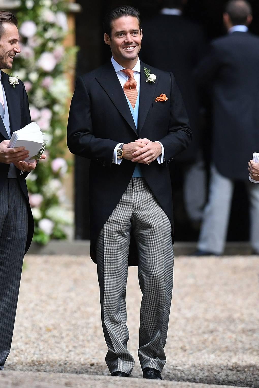 3f3e8d7b7 Giving traditional wedding morning dress a twist | British GQ