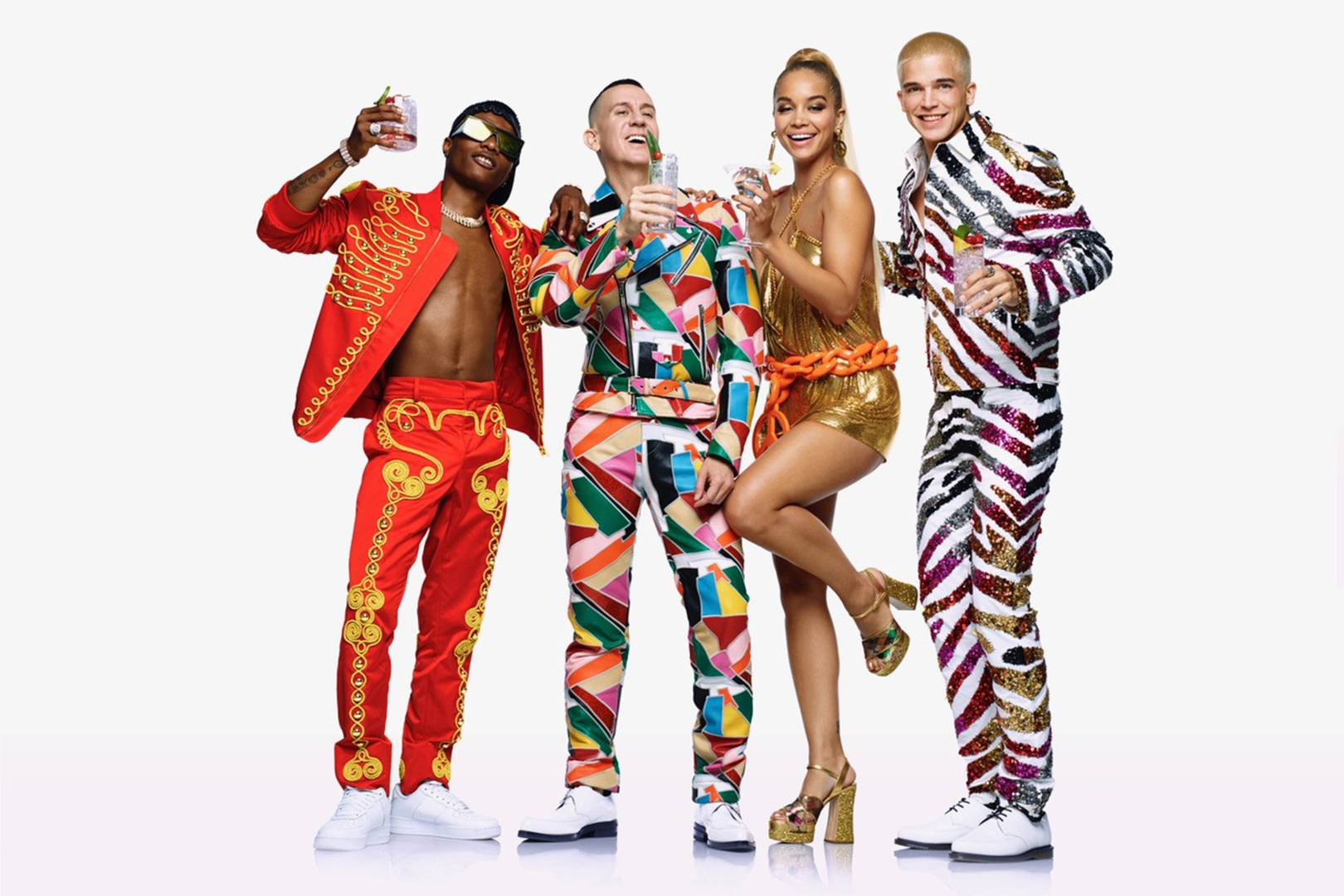 jeremy scott interview the designer on cîroc moschino and his h m