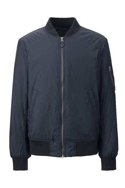 Uniqlo MA-1 bomber jacket