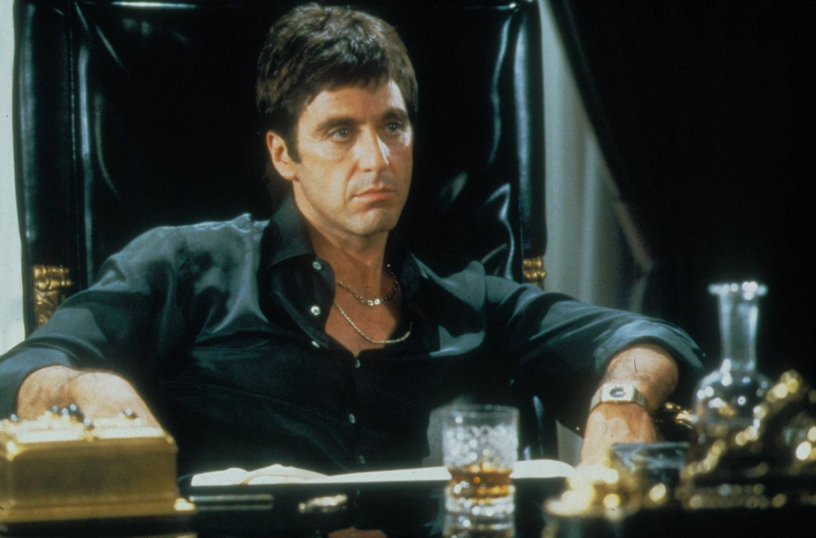 scarface review why scarface s critics were right the first time