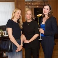 Martina Lugar, Heather Picott and Katherine Holbrook