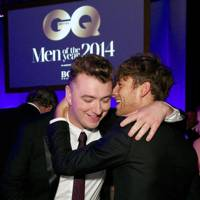 Sam Smith and Paolo Nutini